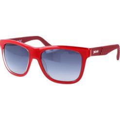 """Okulary przeciwsłoneczne damskie aviatory: Okulary przeciwsłoneczne """"JC648S 66C"""" w kolorze czerwonym"""