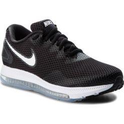 Buty NIKE - Zoom All Out Low 2 AJ0036 003 Black/White/Anthracite. Czarne buty do biegania damskie marki Nike, z materiału, nike zoom. W wyprzedaży za 429,00 zł.