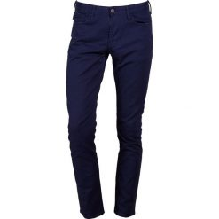 Emporio Armani POCKETS PANT Jeansy Slim Fit blu notte. Niebieskie jeansy męskie Emporio Armani. Za 639,00 zł.