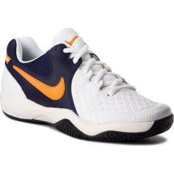 Buty NIKE - Air Zoom Resistance 918194 180 White/Orange Peel. Białe buty fitness męskie Nike, z materiału. W wyprzedaży za 229,00 zł.