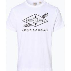 Odzież: Levi's - T-shirt męski – Justin Timberlake, czarny