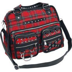 Torebki klasyczne damskie: Jawbreaker Punk Plaids Torebka – Handbag czerwony