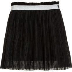 Spódniczki: Retour Jeans PEBBLES Spódnica plisowana black
