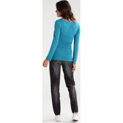 Bluzki asymetryczne: 9Fashion FLYNN Bluzka z długim rękawem aquamarine