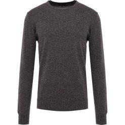 J.LINDEBERG Sweter black mouline. Czarne swetry klasyczne męskie J.LINDEBERG, m, z materiału. Za 419,00 zł.