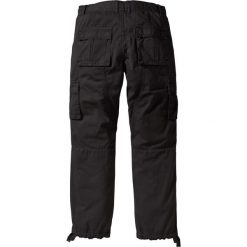 """Bojówki męskie: Spodnie bojówki """"Loose Fit Tapered"""" bonprix czarny"""