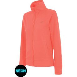 Damska bluza sportowa 4F Cotty. Czerwone bluzy sportowe damskie marki Astratex, w koronkowe wzory, z wiskozy. Za 88,79 zł.