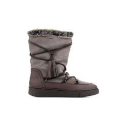 Śniegowce Geox  D Mayrah D743MA 04522 C6132. Brązowe buty zimowe damskie Geox. Za 439,80 zł.