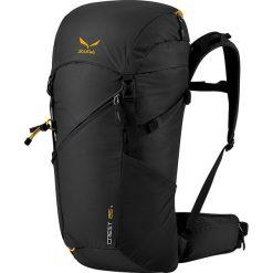 """Plecak """"Crest"""" w kolorze czarnym - 66 x 26 x 24 cm. Czarne plecaki męskie Salewa, z materiału. W wyprzedaży za 281,95 zł."""