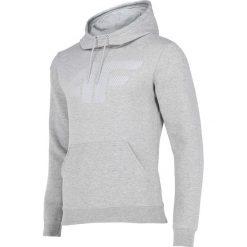 Bluzy męskie: Bluza męska BLM002 – chłodny jasny szary