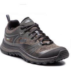 Trekkingi KEEN - Terradora Wp 1019877 Raven/Gargoyle. Czarne buty trekkingowe damskie Keen. W wyprzedaży za 329,00 zł.