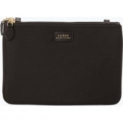 LAUREN RALPH LAUREN - Damska torebka na ramię, czarny. Czarne torebki klasyczne damskie Lauren Ralph Lauren, z materiału. Za 379,95 zł.