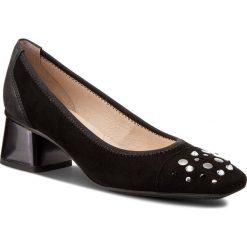 Buty damskie: Półbuty HISPANITAS - Madeira-P PHV86746 Black/Black