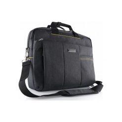 MODECOM TOR-MC-ARROW-13. Czarne torby na laptopa marki Modecom, w paski, z materiału. Za 55,91 zł.
