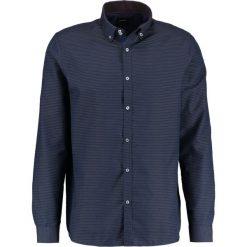 Koszule męskie na spinki: Burton Menswear London FRANGELO Koszula navy