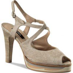 Rzymianki damskie: Sandały ZINDA - 3556 Sand
