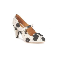 Czółenka Maloles  CLARITA. Białe buty ślubne damskie Maloles. Za 825,30 zł.