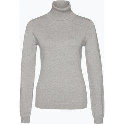 Brookshire - Sweter damski, szary. Czarne golfy damskie marki brookshire, m, w paski, z dżerseju. Za 179,95 zł.