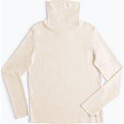 Bluzki dziewczęce: Review - Dziewczęca koszulka z długim rękawem, beżowy