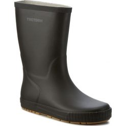Kalosze TRETORN - Wings BD 473323 Black/Gum 12. Szare buty zimowe damskie Tretorn, z kauczuku. W wyprzedaży za 269,00 zł.