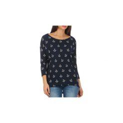 Swetry Only  JERSEY  onlELCOS 4/5 AOP TOP JRS NOOS. Niebieskie swetry klasyczne damskie ONLY, l, z jersey. Za 96,74 zł.