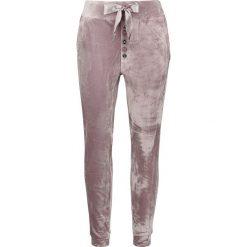 Spodnie damskie: Fresh Made Nicki Jogginghose Spodnie dresowe damskie jasnofioletowy (Lilac)