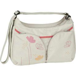 """Torebki klasyczne damskie: Torba """"Shoulder Bag"""" w kolorze beżowym na akcesoria do przewijania – 40 x 33 x 14 cm"""