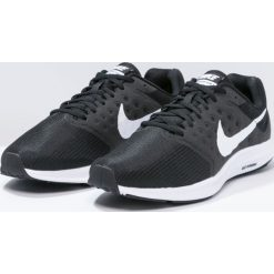 Nike Performance DOWNSHIFTER 7 Obuwie do biegania treningowe black/white/anthracite. Czarne buty do biegania damskie marki Nike Performance, z materiału. W wyprzedaży za 159,20 zł.