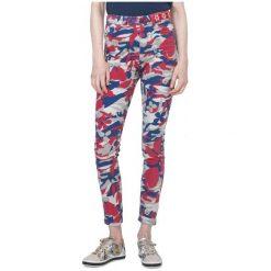 Desigual Spodnie Damskie Skinny Camo 42 Wielokolorowy. Zielone rurki damskie Desigual, z jeansu. W wyprzedaży za 229,00 zł.