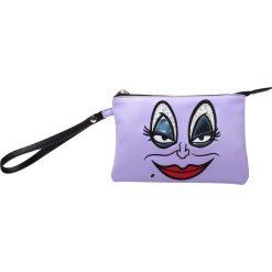 Ariel - Mała Syrenka Ursula Torebka - Handbag jasnofioletowy (Lilac). Fioletowe torebki klasyczne damskie Ariel - Mała Syrenka, z aplikacjami, małe, z aplikacjami. Za 79,90 zł.