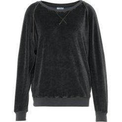 Deha MAGLIA IN CINIGLI Bluza dark grey melange. Szare bluzy rozpinane damskie Deha, l, z bawełny. Za 399,00 zł.