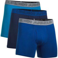 """Majtki męskie: Under Armour Bokserki Cotton Stretch 6"""" 3 Pack kolor niebieski r. XL (1277279-788)"""