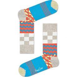 Happy Socks - Skarpetki Mix Max. Białe skarpetki męskie marki MEDICINE, z bawełny. W wyprzedaży za 29,90 zł.