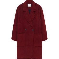 Płaszcze damskie: Płaszcz w kolorze ciemnoczerwonym