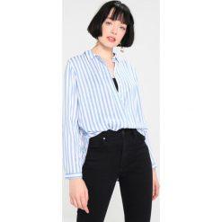 Koszule wiązane damskie: b.young FABIANNE STRIPE Koszula cornflower blue