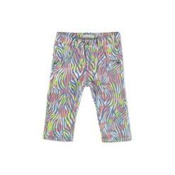 NAME IT Girls Mini Spodnie dżinsowe FLANNIE federal blue. Niebieskie spodnie chłopięce Name it, z bawełny. Za 69,00 zł.