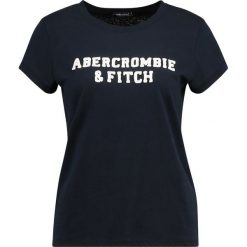 T-shirty damskie: Abercrombie & Fitch SEASONAL LOGO TEE Tshirt z nadrukiem navy