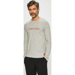 Calvin Klein Underwear - Longsleeve piżamowy. Szare piżamy męskie marki Calvin Klein Underwear, s, z bawełny. Za 179,90 zł.