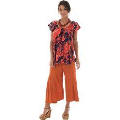 T-shirty damskie: Koszulka w kolorze pomarańczowym