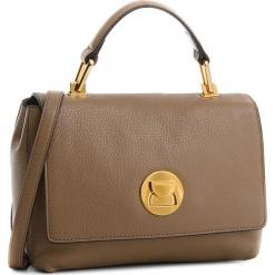 Torebka COCCINELLE - CD0 Liya E1 CD0 58 40 01 Taupe/Noir 324. Brązowe torebki klasyczne damskie Coccinelle, ze skóry. W wyprzedaży za 799,00 zł.