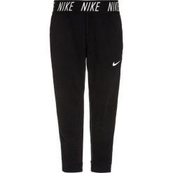 Nike Performance DRY CORE STUDIO Spodnie treningowe black/white. Czarne spodnie chłopięce marki Nike Performance, z bawełny. W wyprzedaży za 151,05 zł.