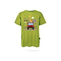 T-shirty chłopięce: Koszulka dziecięca ZOO KIDS, rozmiar 116, kolor zielony