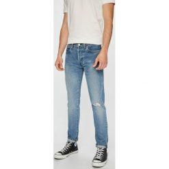 Levi's - Jeansy 501. Szare jeansy męskie skinny Levi's®. Za 449,90 zł.