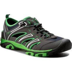 Sandały CMP - Aquarii Hiking Sandal 3Q95477 Grey U862. Szare sandały męskie skórzane CMP. W wyprzedaży za 149,00 zł.