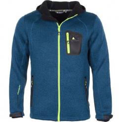 Kurtka polarowa w kolorze granatowym. Niebieskie kurtki męskie marki Peak Mountain, m, z dzianiny. W wyprzedaży za 196,95 zł.