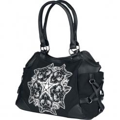 Banned Alternative Esoteric Cat Torebka - Handbag czarny. Czarne torebki klasyczne damskie Banned Alternative. Za 164,90 zł.