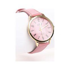 Zegarki damskie: Różowy Zegarek Forever Yours