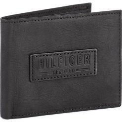 Portfele męskie: Mały Portfel Męski TOMMY HILFIGER – Hilfiger Deboss Mini Cc Wallet AM0AM02705 002