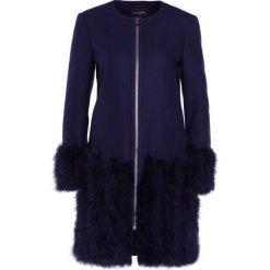 Płaszcze damskie: Club Monaco MAXXEEN Płaszcz wełniany /Płaszcz klasyczny navy