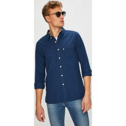 Levi's - Koszula. Brązowe koszule męskie na spinki Levi's®, l, w kratkę, z bawełny, z klasycznym kołnierzykiem, z długim rękawem. Za 279,90 zł.